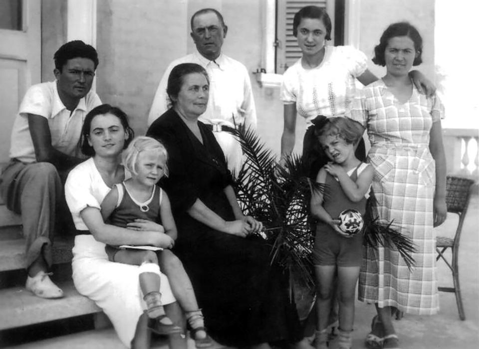 Famiglia Ferdinando Ubalducci